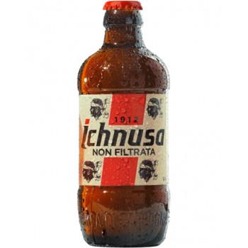 Birra Ichnusa non filtrata 33 cl.