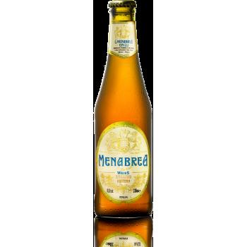 Birra Menabrea WEISS in bottiglia da 33 cl