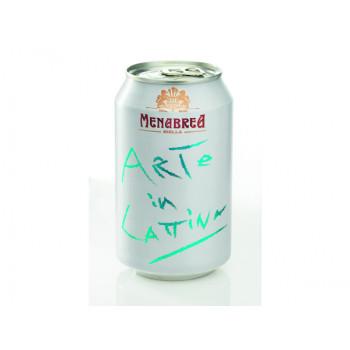 Birra Menabrea Pils in lattina da 33 cl
