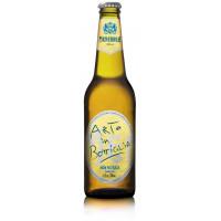 Birra Menabrea bionda non filtrata di bassa fermentazione - 0.33 cl.