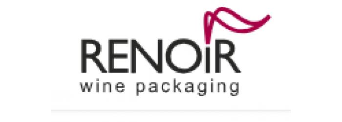 Renoir wine packaging