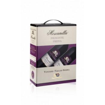 Moscarella Piemonte D.O.C. Freisa - 3 Litri